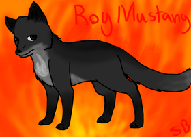 Roy fox by naegamis