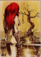 Red Sonja 17 by RobertHack