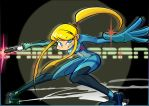 Samus Aran by pure1water