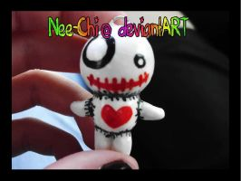 Zombie Charm by nee-chi