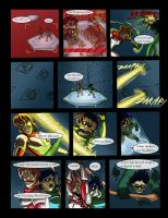Deviant Universe 2014 July page 2 by darkdancing-blades