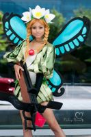 Mercedes Cosplay IV by the-mirror-melts