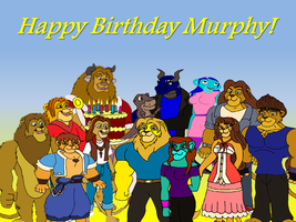 Happy Birthday Murphy by Leonheart27