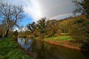 Another Lagan Rainbow by Gerard1972