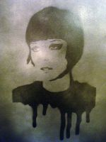 alice glass poster by NiGHTSfanKevin