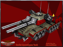 Apocalypse Assault Tank by Slye-Fox
