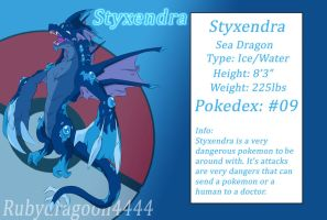 Styxendra 3rd Evolution by Rubydragoon4444