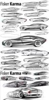 Fisker Karma Presentation by dyrborgdesign
