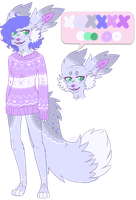 Sweater Weather adopt 3 -CLOSED- by WhiteTieAdopts