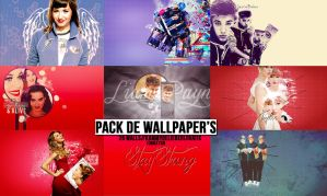 Pack Wallpapers by KammyBelieberLovatic