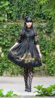 Le Jardin de Versailles - Outfit by Lucy 1 by LucyWindrunner