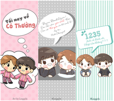 [Bookmark] ChanBaek by linhchinie