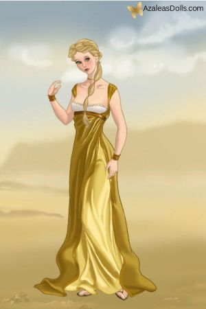 Demeter--Greek Mythology