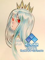 EVO 2014 - 11 - Shiro by theCHAMBA