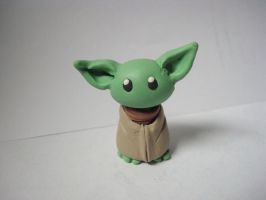 Yoda by Hybrid-Sheep