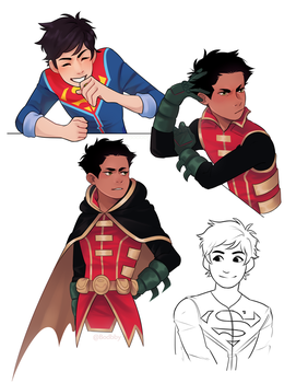 Supersons by Boddbby