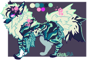scenedoge adopt [closed] by Chital