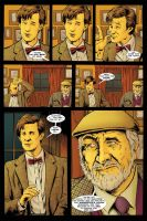 Doctor Who: Fade Away Page 8 by ShawnVanBriesen
