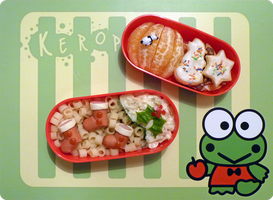 christmas bento #2 by st3rn1