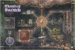 Mouth of Swords Dungeon by butterfrog