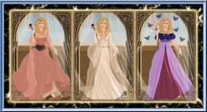DMG: A Medieval Princess of Spellcasters by GuardianOfCliffton