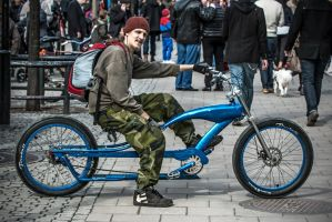The Lowrider by attomanen