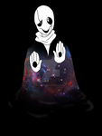 W.D Gaster - Space by FloraInkPattern