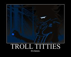 Troll Titties by Ultimagus