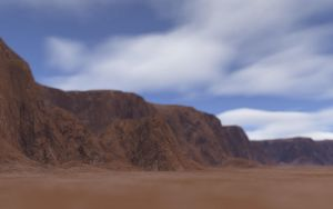 Red desert DOV2 by asilentbob