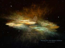 Valley of the Kings Nebula by Ali Ries 2016 by Casperium