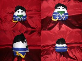 Cosplay Onigiri - Roy Mustang by merlinemrys