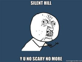Silent Hill by ZombieLawliet
