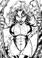 She-Hulk by Inker-guy