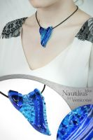 Nautilius blue by vericone