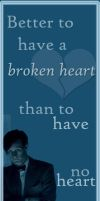 Broken Heart bookmark by mage-luna