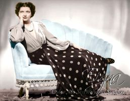 Kay Francis by BooBooGBs