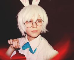 White Rabbit by RodionKosmos