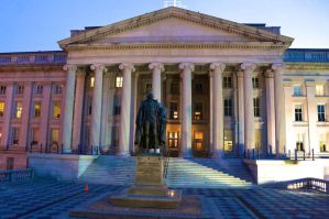 United States Treasury Department by KasraRassouli