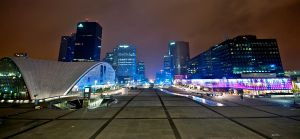 La Defense by siliel