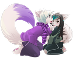 Commission for alekza by phation