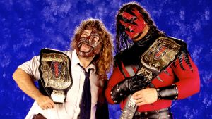 Mankind and Kane by windows8osx