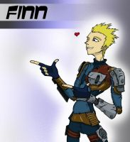 Storm Hawks - Finn by Lost-of-Existence
