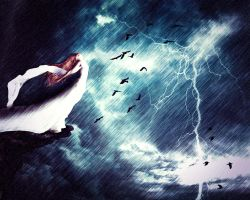 Into the Storm by Nnahla