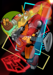 Hot rod rocks by emanz