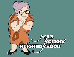 Mrs. Rogers Neighborhood by GhostbustersNews