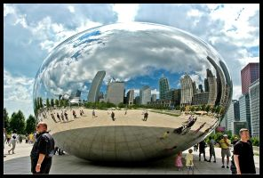 The Bean by delobbo
