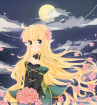 .Flowers. by lNeko-Hime