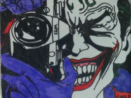 Smile Joker by jokercrazy