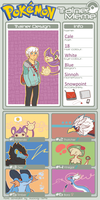Pokemon Trainer Meme - Cale by 1000th