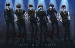 B2ST - Fiction by korilin
